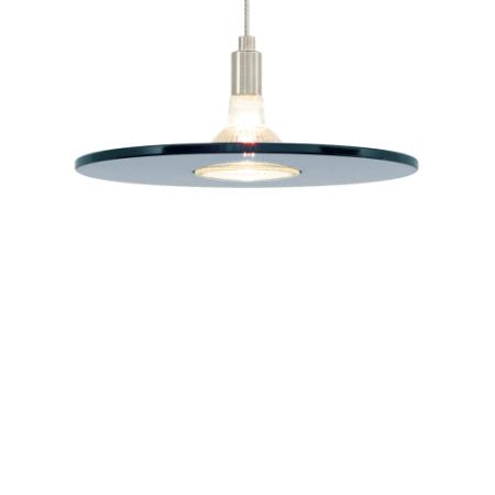 Tech Lighting 700MPBIZU Biz 1 Light Monopoint Halogen 12v Mini Pendant with Stee