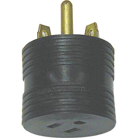 Bulk No Packaging 30A To 5 15 Reverse Adapter Round