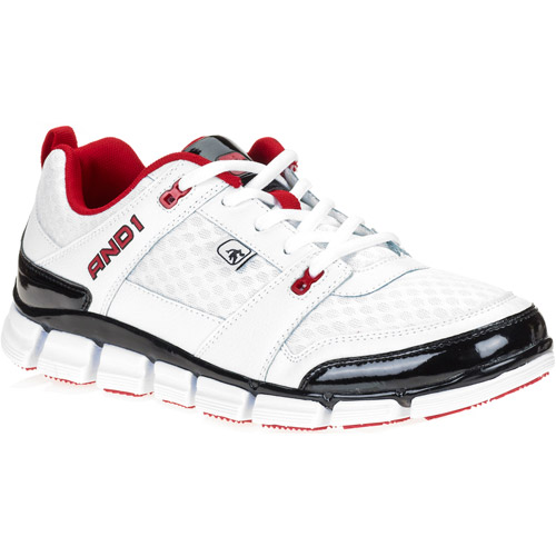 AND1 Men's Lock Running Athletic Sneakers