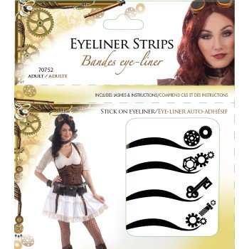 STEAMPUNK EYELINER KIT (Best One Liners For Tattoos)