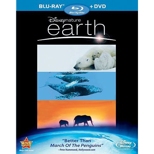 Earth (Blu-ray + DVD) (Widescreen)