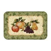BuyMATS Inc. Cushion Comfort Fruit Platter Kitchen Mat