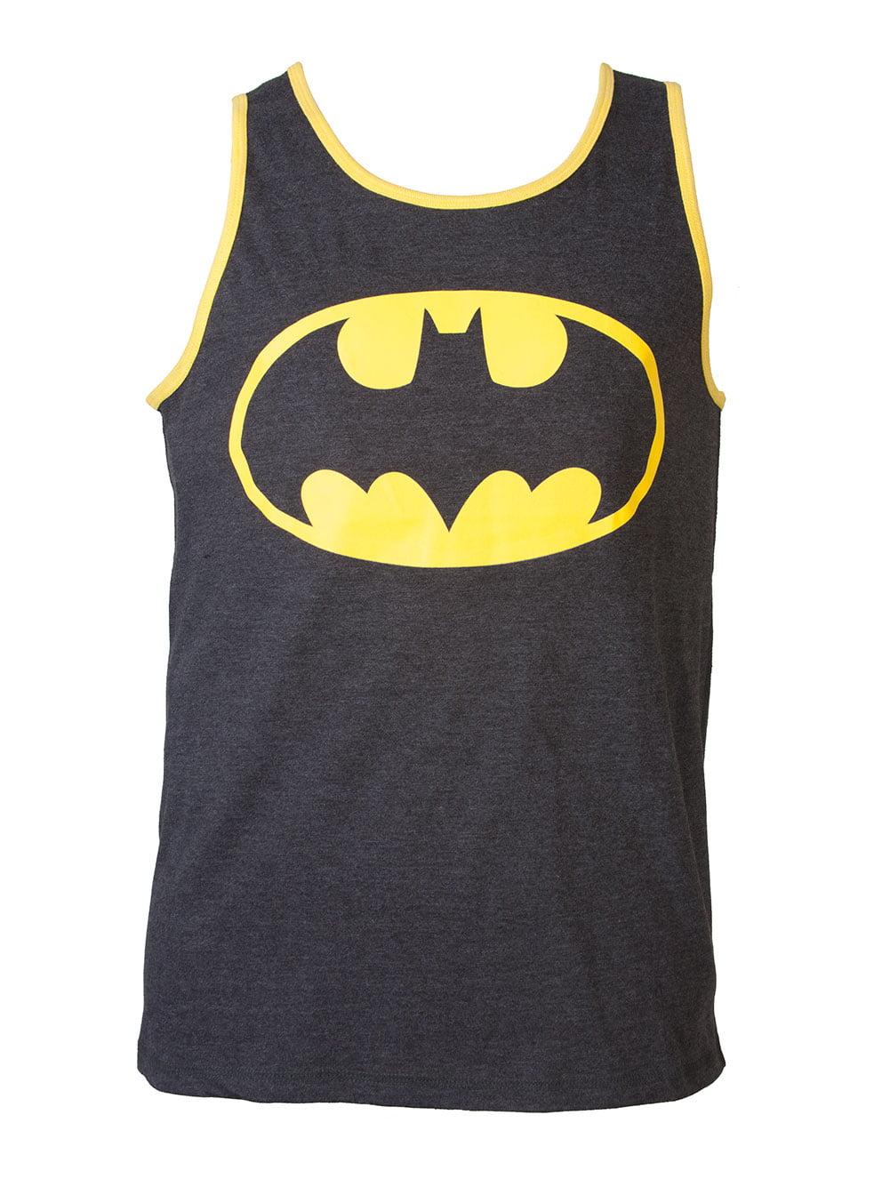Mens Batman Reversible Tank Top by