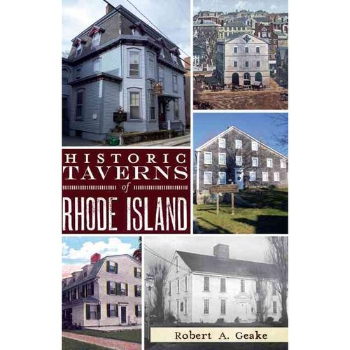 Historic Taverns of Rhode Island