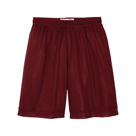 Kids Basketball Athletic Mesh Shorts