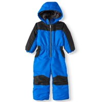 Iceburg Baby Toddler Boy Insulated One-Piece Snowsuit