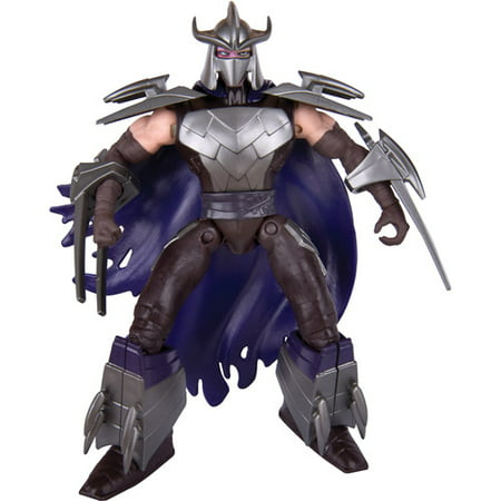 Teenage Mutant Ninja Turtles Shredder #2 Action Figure](Teenage Mutant Ninja Turtles Shredder)