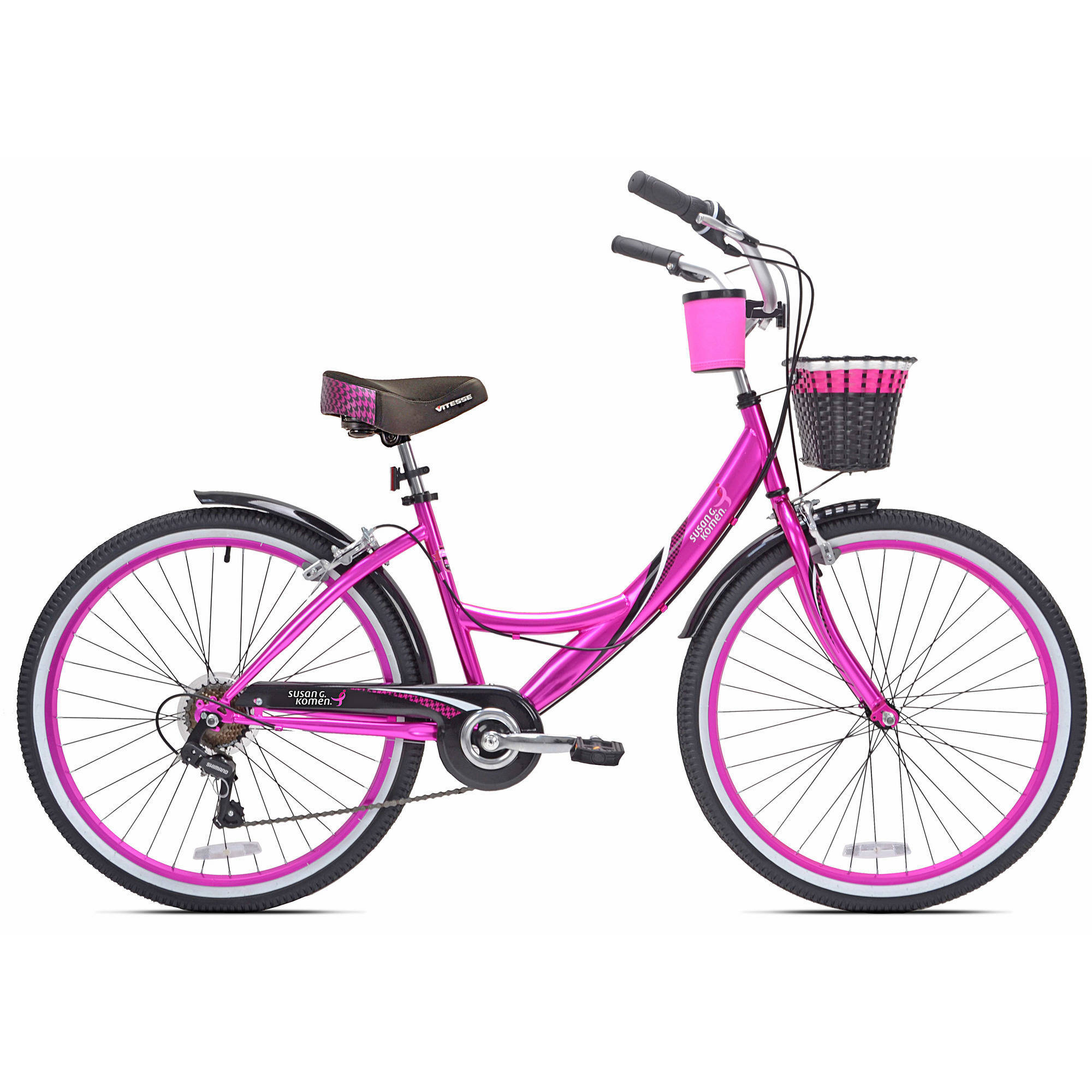 "26"" Susan G Komen Women's Cruiser Bike"