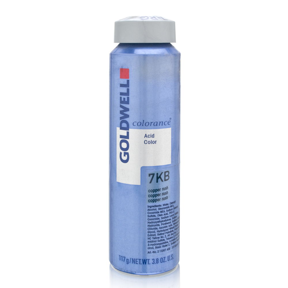 Goldwell Colorance Acid Color Coloration (Can) 7KB Copper Rush