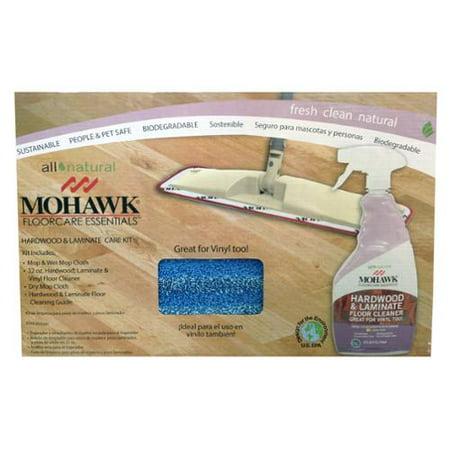 Mohawk Floorcare Essentialstm Hardwood Laminate Care Kit Walmart
