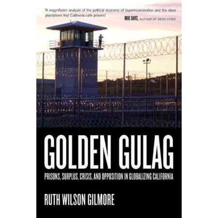 Golden Gulag  Prisons  Surplus  Crisis  And Opposition In Globalizing California