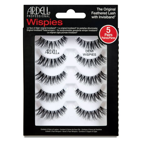 Ardell False Eyelashes, Demi WiSalon Perfectie, 5 - Red Fake Eyelashes