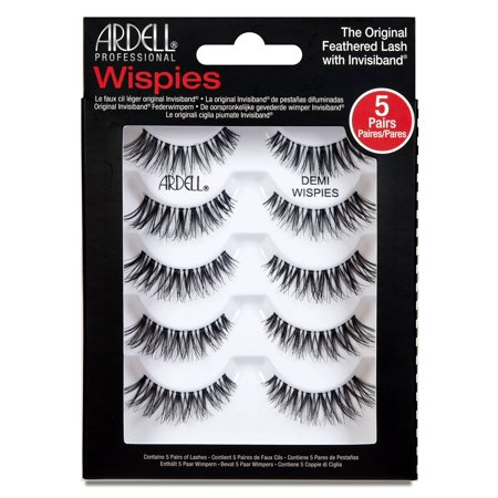 Ardell False Eyelashes, Demi WiSalon Perfectie, 5 (Best Fake Lashes For Small Eyes)
