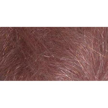 Embellishment Village Angelina Straight Cut Fibers .5oz-Dusty Rose