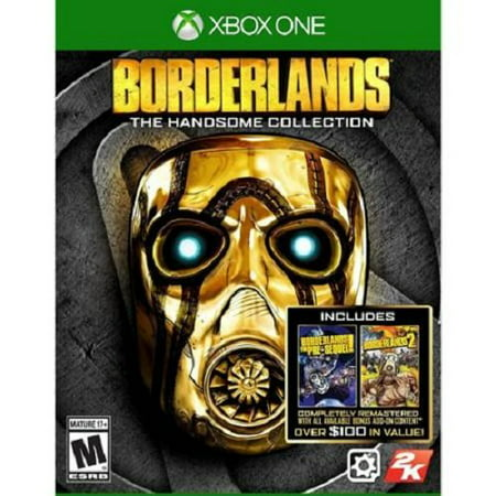 Borderlands: The Handsome Collection (Pre-Owned), 2K, Xbox One,