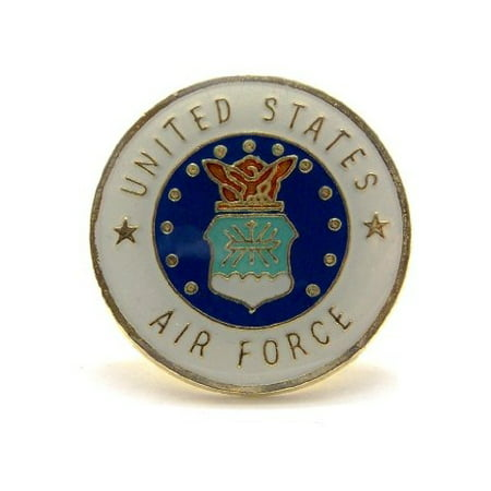 United States Air Force Seal (United States Air Force Insignia Seal Lapel Hat Pin Military PPM019 (1 pin) )
