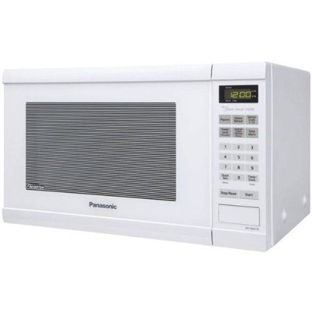 Panasonic NN-SN661W Microwave Oven - Single - White