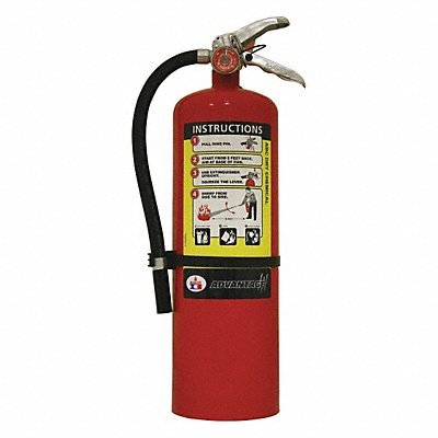 Badger Fire Extinguisher Dry Chemical 20 in H