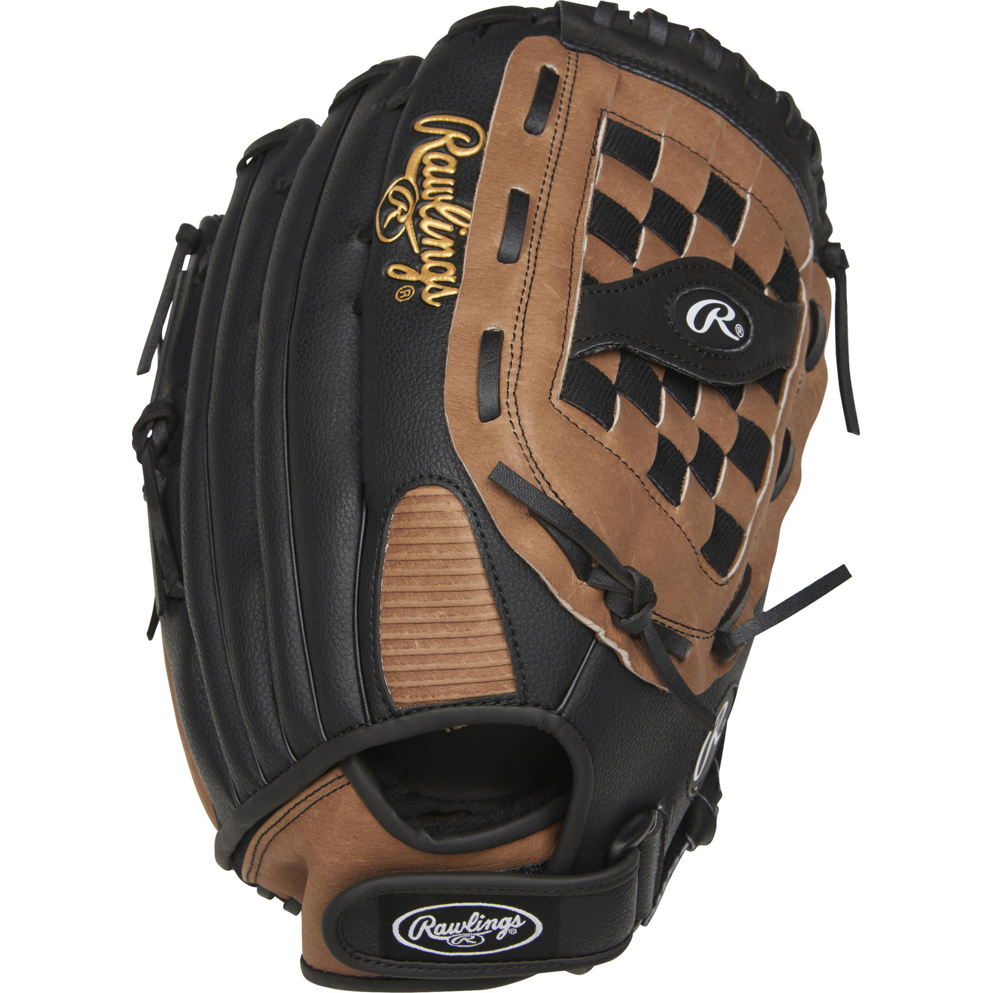 "Rawlings 14"" Slowpitch Softball Glove, Left Hand Throw"
