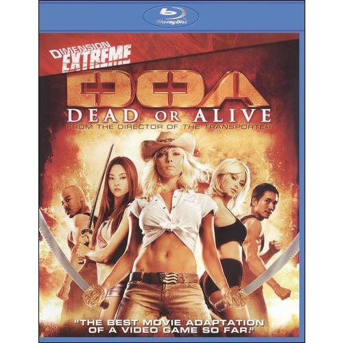 DOA: Dead Or Alive (Blu-ray) (Widescreen)