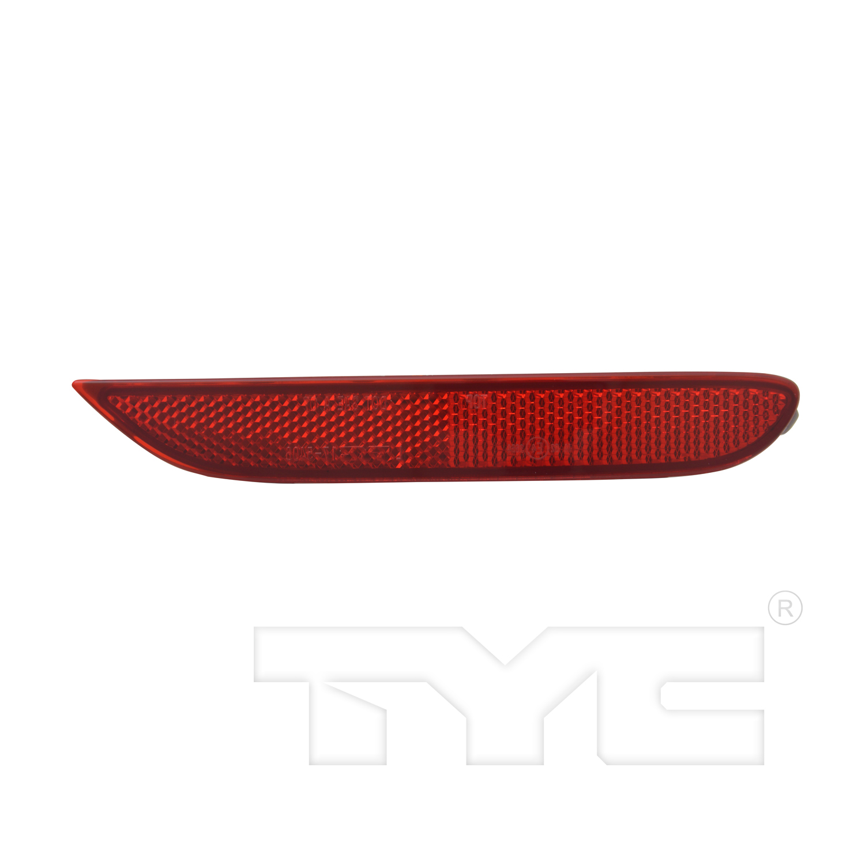TYC 17-5196-00-1 Toyota RAV4 Left Replacement Reflex Reflector