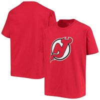 New Jersey Devils Fanatics Branded Youth Primary Logo T-Shirt - Red