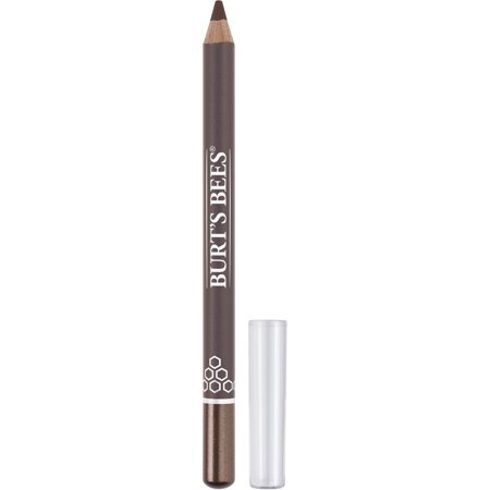 Halloween Makeup Eyeliner (Burt's Bees Nourishing Eyeliner, Warm Brown - 0.04)
