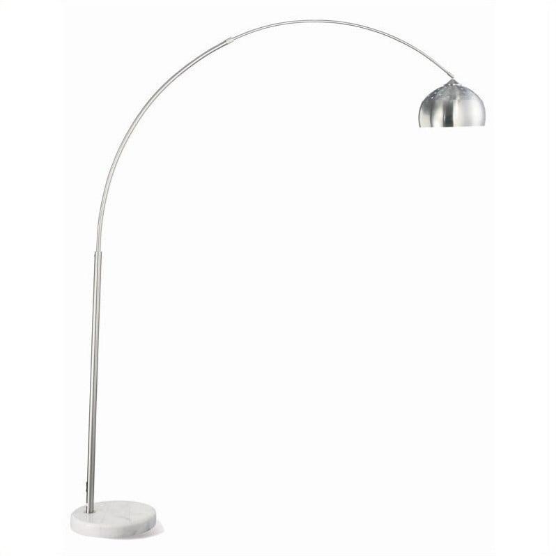 Coaster Contemporary Metal Floor Lamp