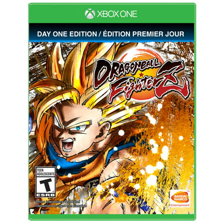 Dragon Ball Fighter Z Day One Edition  Xbox One