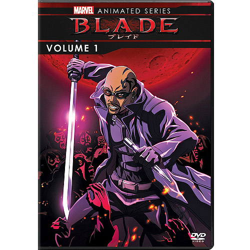 Marvel Animated Series: Blade, Volume 1 (Anamorphic Widescreen)