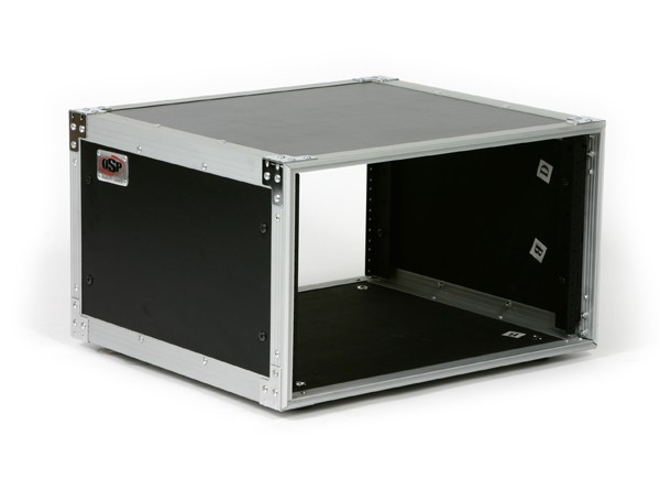 OSP TAC6U-18 6 Space ATA-Style Studio Rack by Elite Core Audio