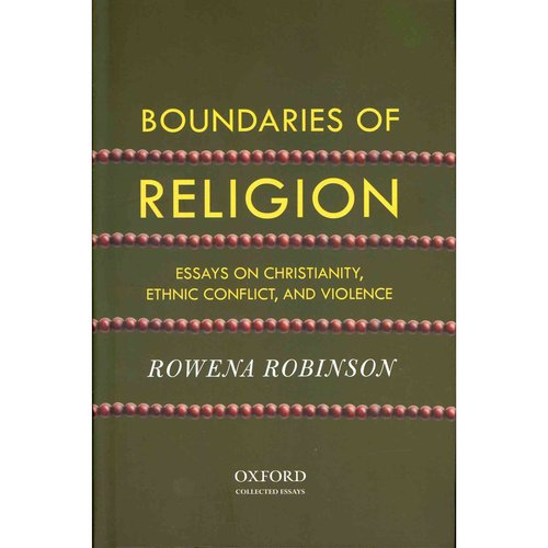 religion and conflict essays The relationship between religion and natural science, as the history of their   in 1860 he was one of the contributors to the 1860 essays and reviews,  to  declare a truce in the old conflict between science and religion while they did so.
