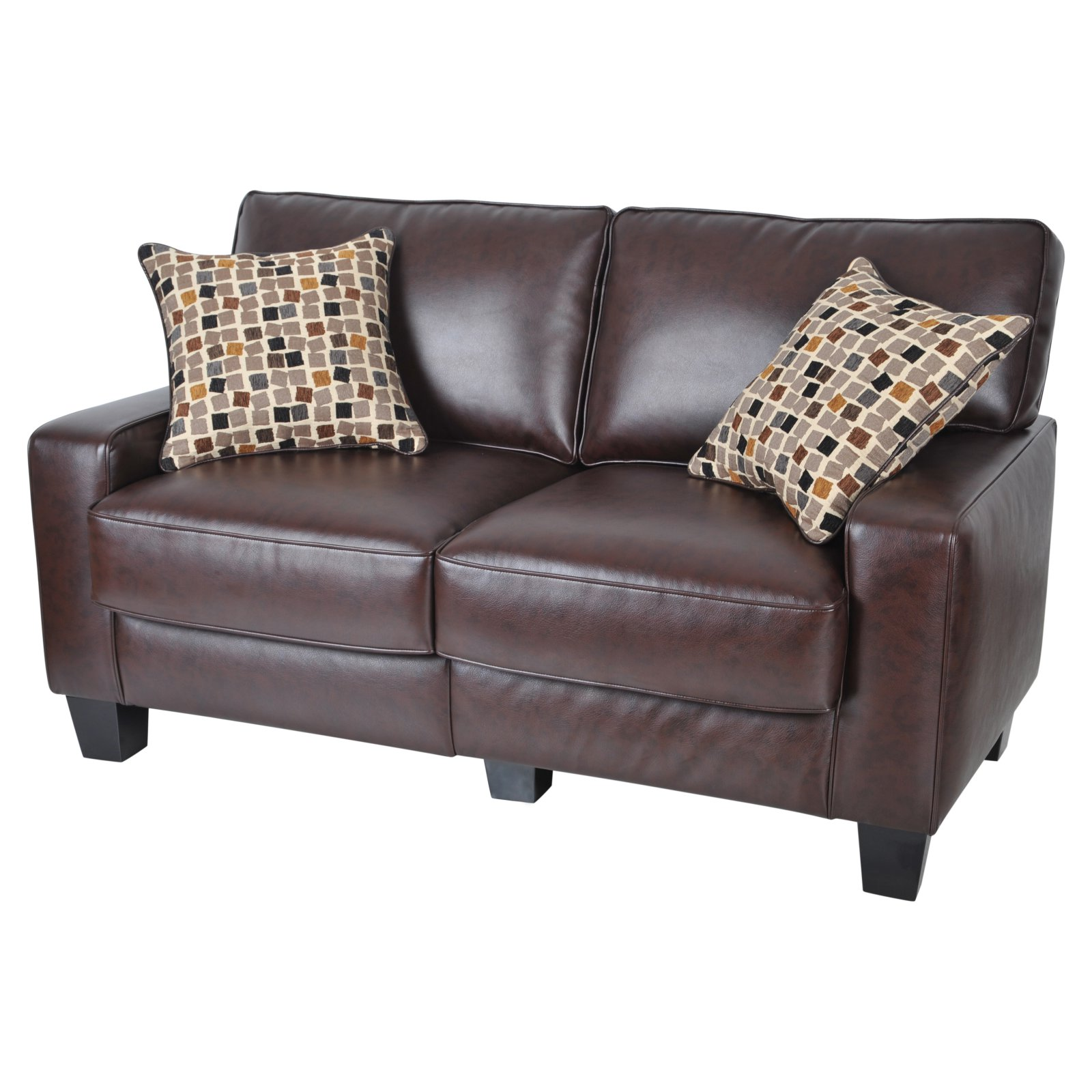 Serta Rta Palisades Collection 61 Loveseat Multiple Colors