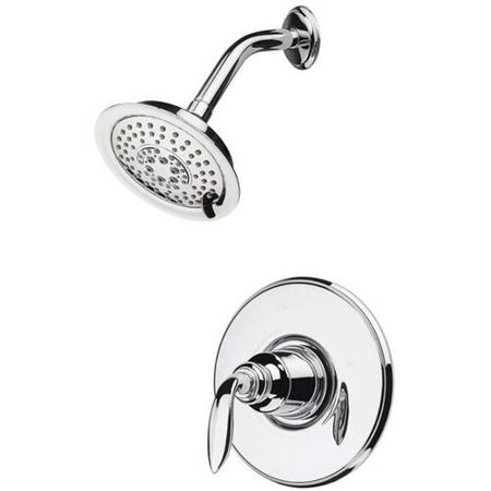 Pfister Avalon Shower Trim Kit with Single Function Rain Shower Head, Available in Various