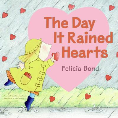 The Day It Rained Hearts (Paperback)