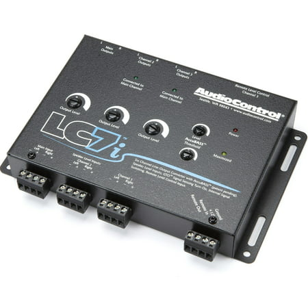 Audio Control LC7i - Six Channel Line Output Converter with