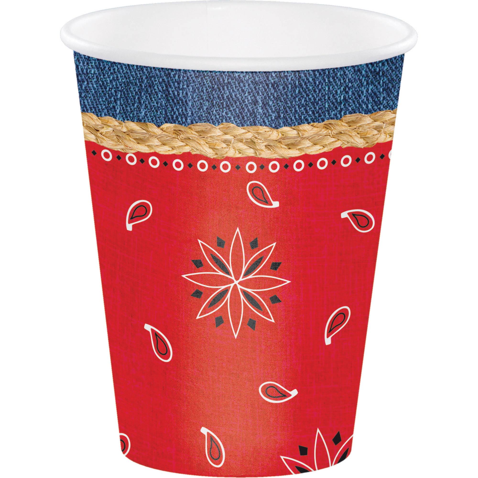 Bandanarama Cups