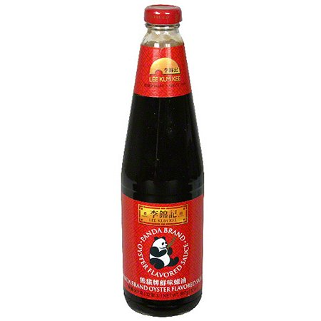Lee Kum Kee Panda Brand Oyster Flavored Sauce, 32 oz (Pack of 12)