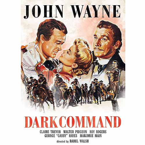 Dark Command (1940) (Full Frame)