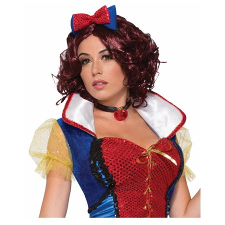 Fairest Princess Womens Adult Snow White Costume Accessory Shrug
