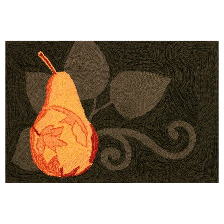 Homefires Pear Noir Indoor Doormat