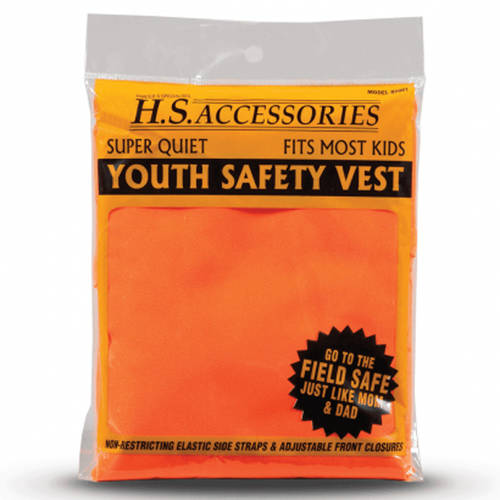 Safety Vest, Hunters Specialties, Blaze Orange, Youth