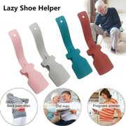 Lazy Shoe Helper,Unisex Portable Sock Slide Easy on Easy Off,One Size Fits for All Shoe