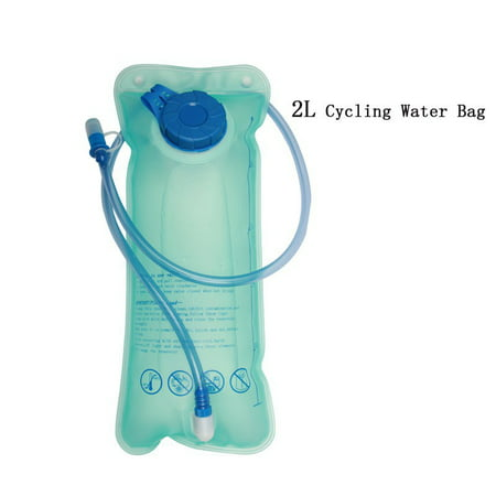 Hydration Bladder 2L 70OZ Water Reservoir, BPA Free, Leak-Proof, Easy Clean for Bicycling Hiking Camping Hunting Running
