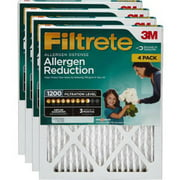 Filtrete Allergen Reduction 1200 Air and Furnace Filter, Stock Up and Save 4-pack<br /> ��