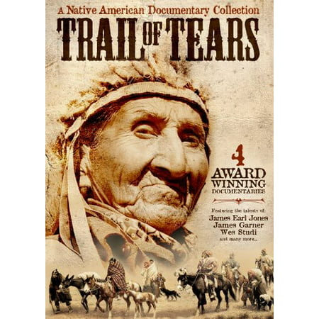 Trail of Tears: A Native American Documentary Collection (DVD) (Juicing Documentary)