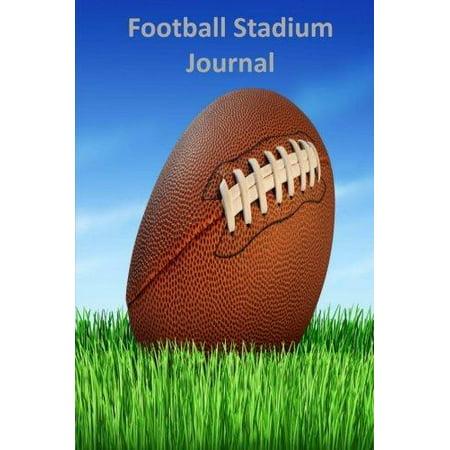 Football Stadium Journal - Football Snack Stadium