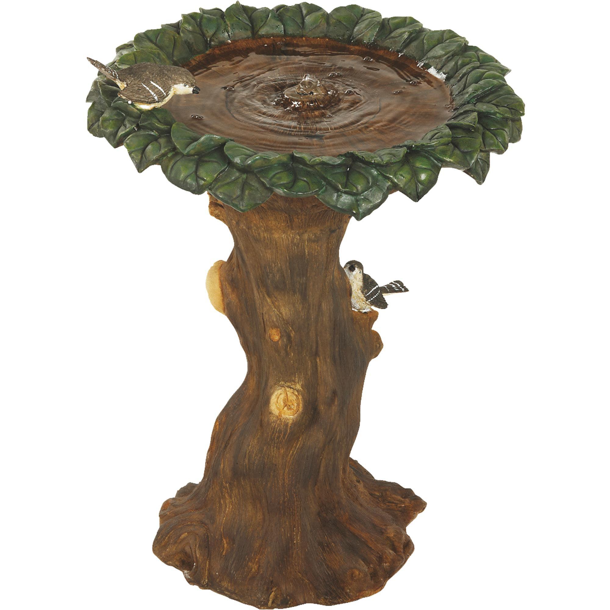 Best Garden Tree Birdbath Fountain by Do it Best Global Sourcing