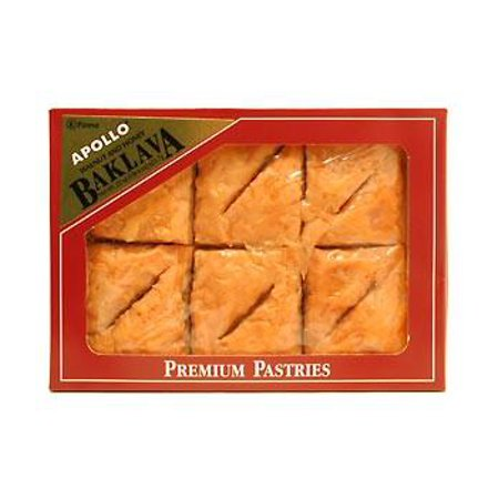 - Baklava with Walnuts and Honey, 12pieces(22oz)