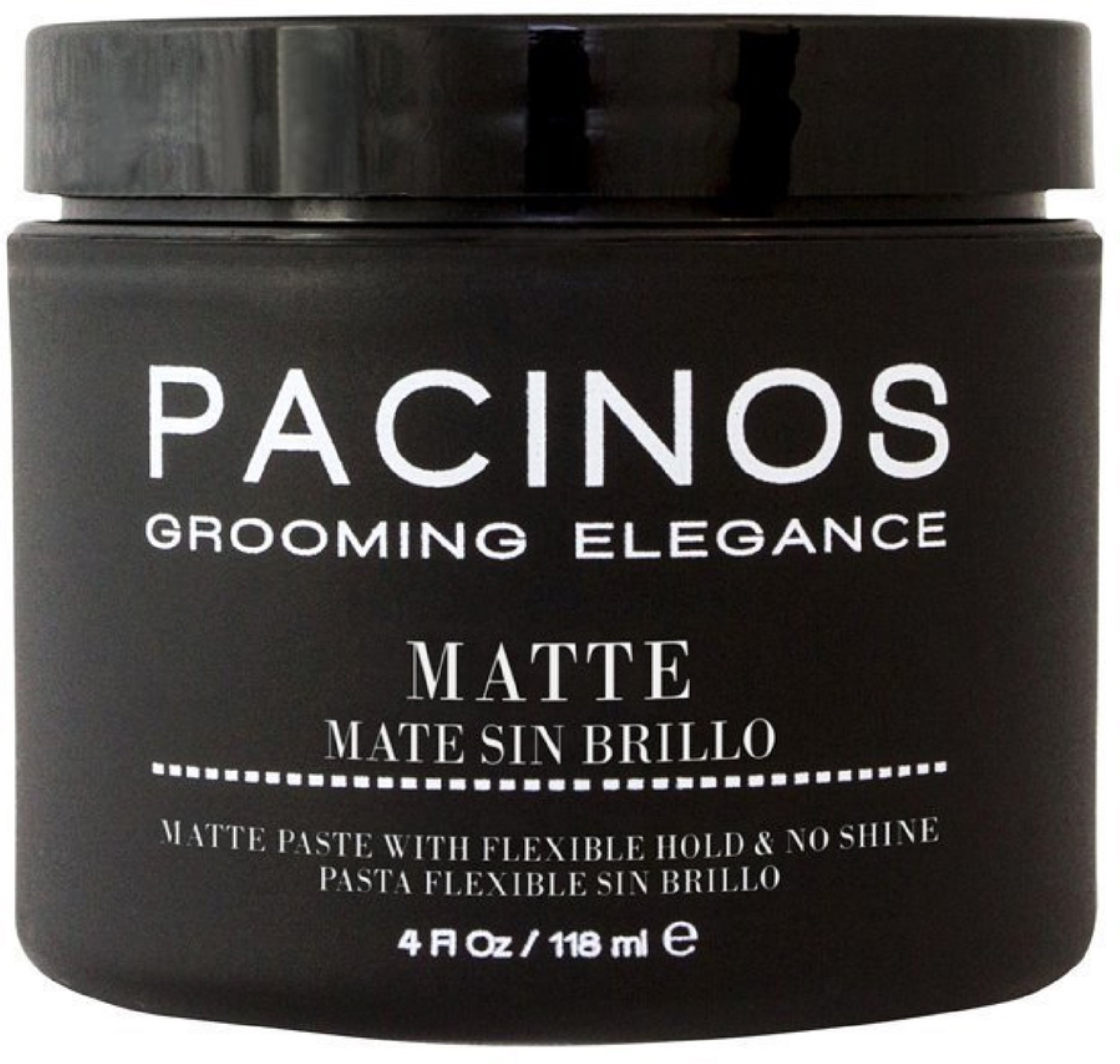 Pacinos Matte Styling Paste 4 oz